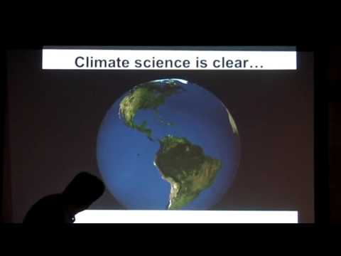 Dr. Daniel Kammen - Decarbonizing Energy Systems: Addressing Climate Change Cooperatively