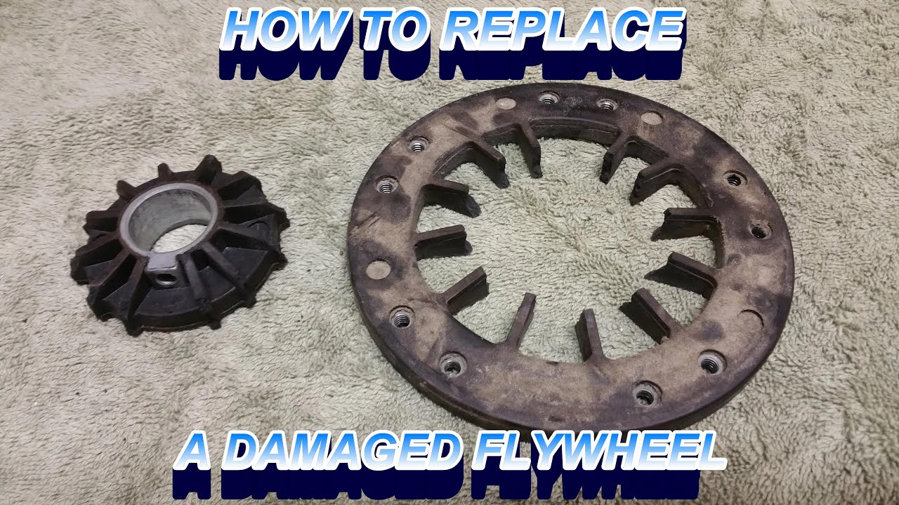 How to Replace a Flywheel on a Casablanca Ceiling Fan