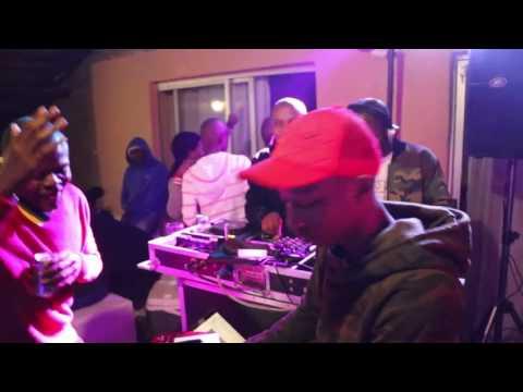 DJ Pzet and Pianola performing #Ilanga