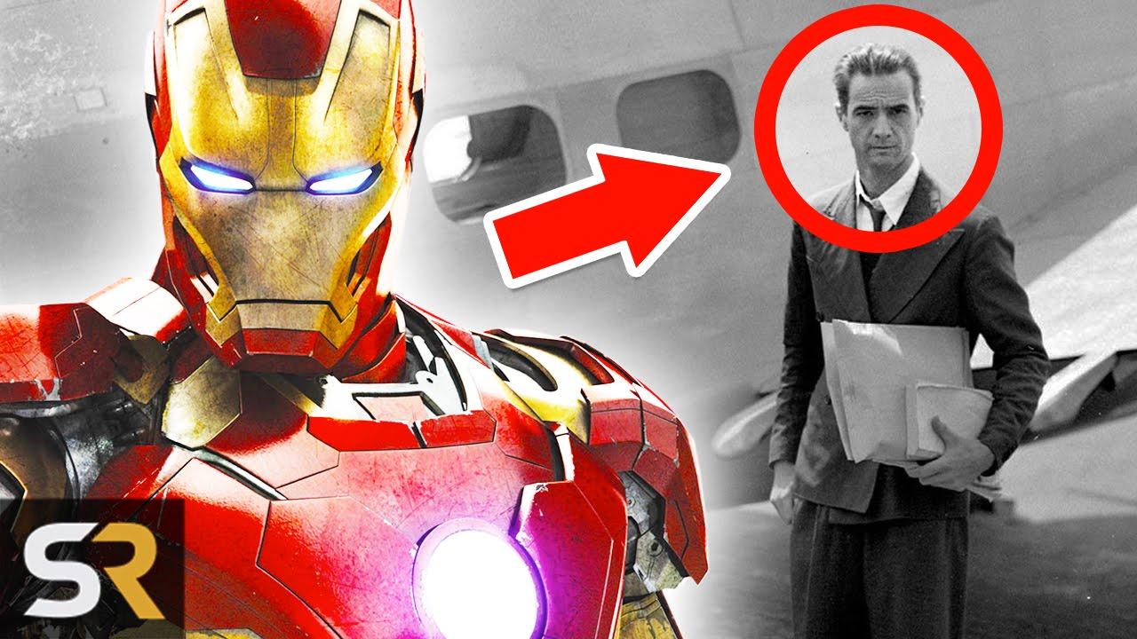 10 Amazing Superheroes Who Were Actually Real People - YouTube