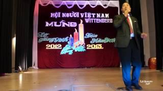 """DE hát bài """"Rượu & Bia"""". BTF hát bài """"Cung đàn mùa xuân"""" 25.12.2012"""