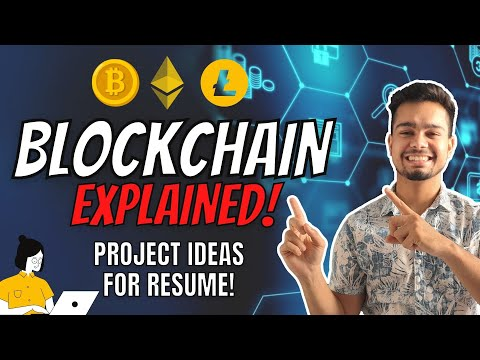 What is Blockchain? | Roadmap | Guide | Solidity | Blockchain Project Ideas | Blockchain Courses