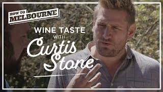 How to taste wine like an expert, with chef Curtis...