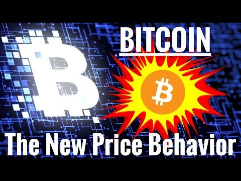 $12,000 Bitcoin  - The new price behavior