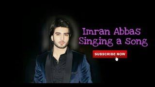 Imran Abbas singing a beautiful song %=: GKP WhatsApp Status