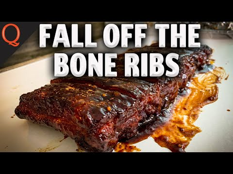Smoked Ribs Recipe (Warning Super Easy)