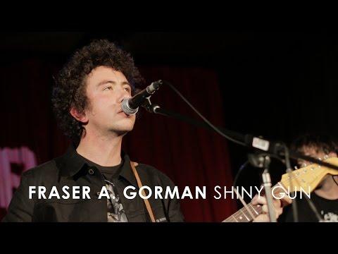 Fraser A. Gorman - 'Shiny Gun' (Live at 3RRR)