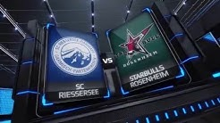 DEL2 Pre-Playoffs Spiel 2 | SC Riessersee vs. Starbulls Rosenheim