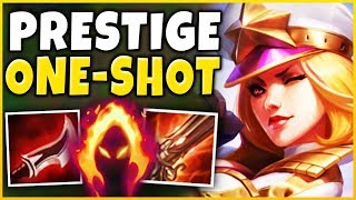*$10,000 SKIN* 2500 DAMAGE AUTOS (GOLDEN ONE-SHOT) - League of Legends
