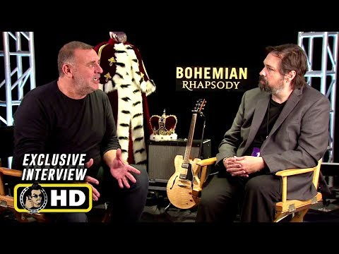 Graham King Exclusive Interview - BOHEMIAN RHAPSODY (2018) JoBlo.com