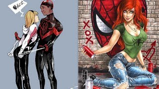 30+ Hilariously Funny 🔥 Spider-man: Into The Spider-verse 🔥 Comics To Make You Laugh.