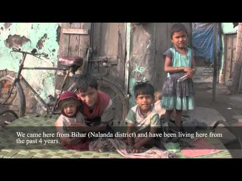 Voices from Delhi's slum - A naked story