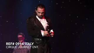 Illusionists Show (#0914 Italy)