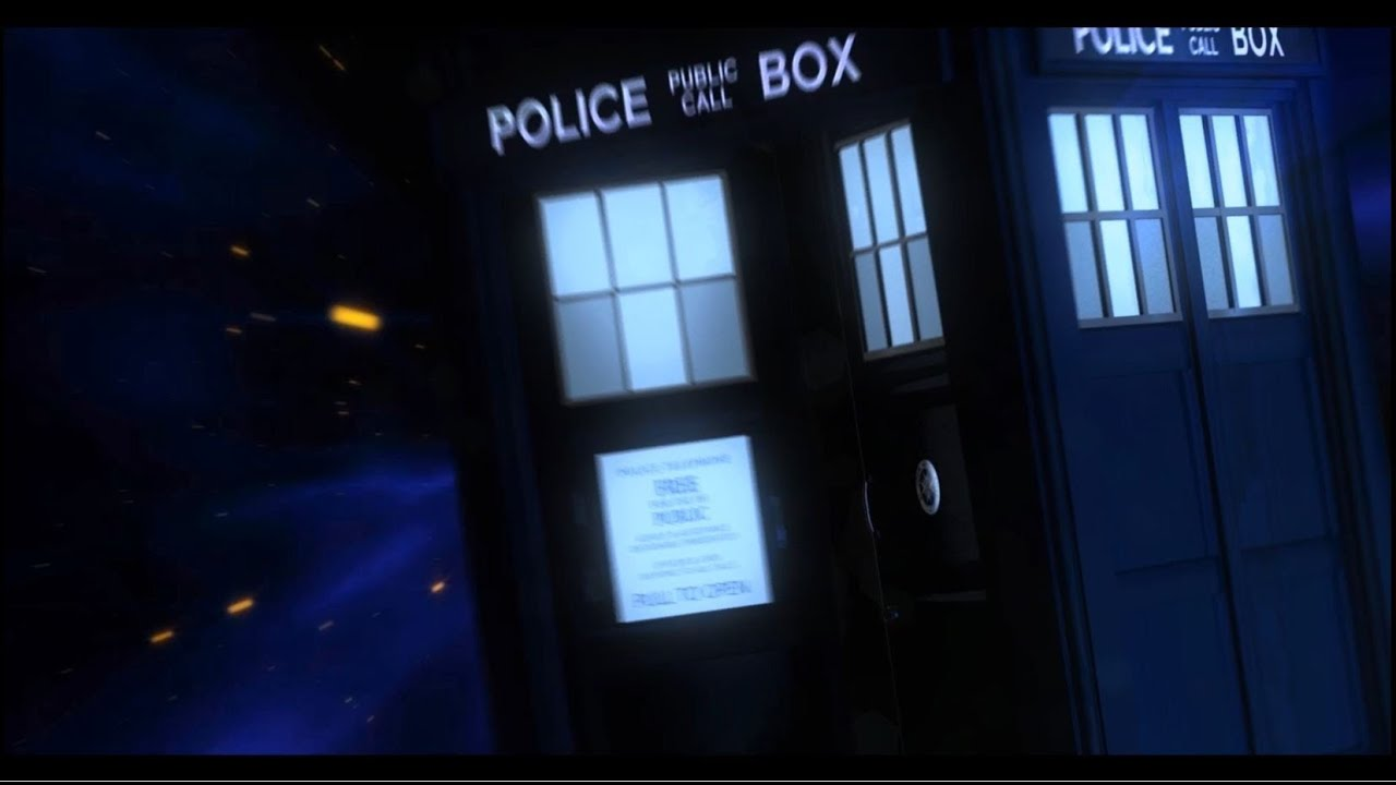 Google themes doctor who - Peter Capaldi Doctor Who Series 8 Opening Sequence Finalized 2014 Neonvisual Fan Intro