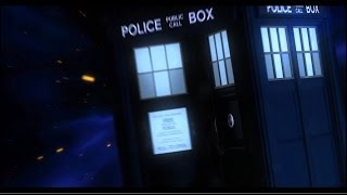 peter Capaldi Doctor Who Series 8 Opening Sequence -- Finalized - 2014 NeonVisual fan intro