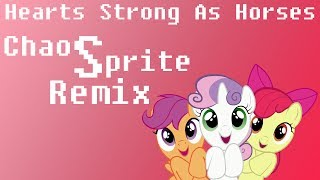 Repeat youtube video Hearts as Strong as Horses (Remix) - MLP: FiM