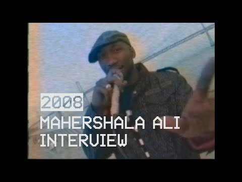 BIGVON - Check Out This Throwback Interview Of Mahershala Ali In The Bay!