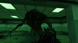 Half life Opposing Force Source .Смотр 2-ой демки.60 FPS
