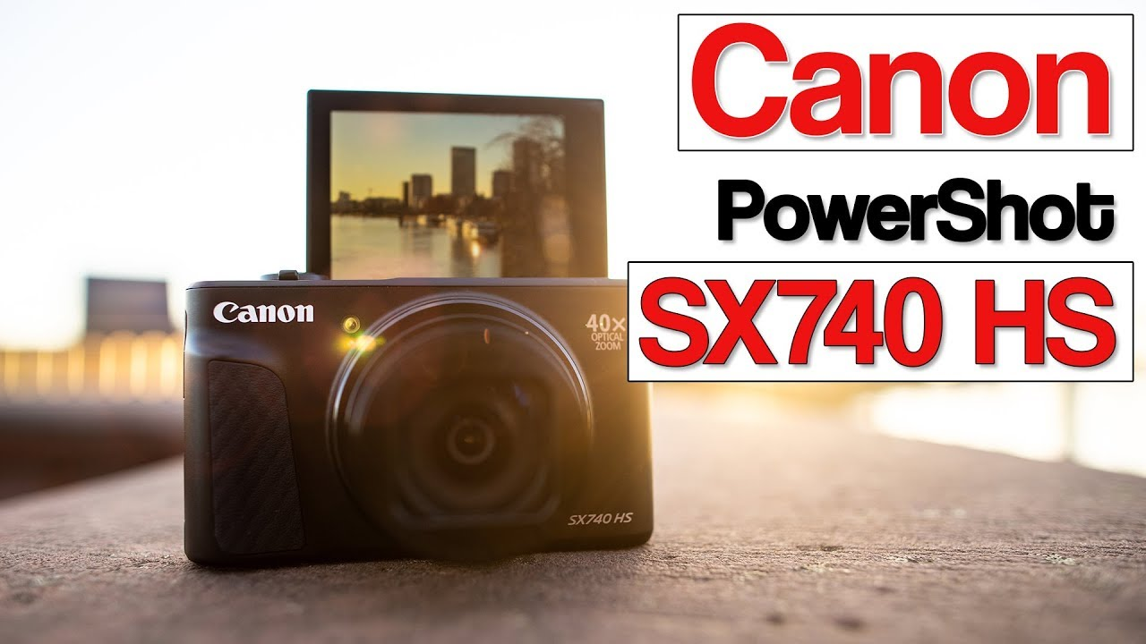 Canon Powershot Sx740 Hs Digital Camera Gear Focus