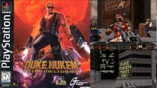 Prime VGM 134 - Duke Nukem - Total Meltdown - Jungle Dick (Extended)