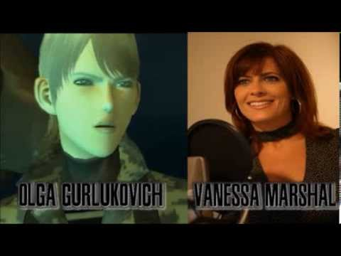 Characters and Voice Actors  Metal Gear Solid 2: Sons of Liberty