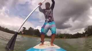 StandUp Paddle Represa Billings -