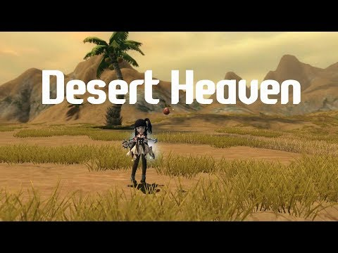 Dragon Nest - Desert Saint Haven Mod