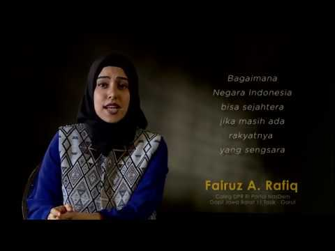 Harapan Fairuz A. Rafiq Untuk Anak-Anak Terlantar