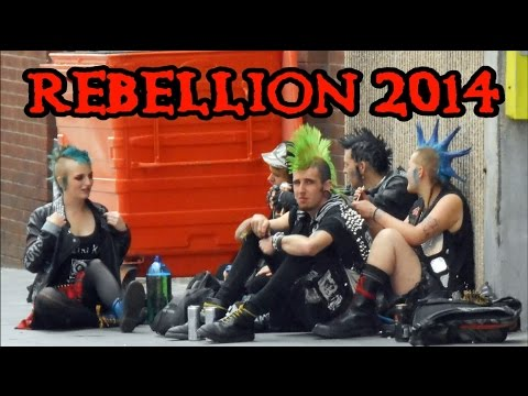 Rebellion 2014 - Blackpool Winter Gardens