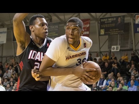 Warriors Rookie Kevon Looney 2015-16 NBA D-League Highlights