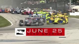 The 2017 Verizon IndyCar Series Schedule