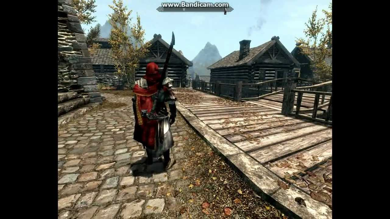 Skyrim Acb Brutus Armor Demonstration Download Youtube