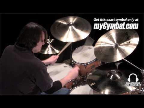 "Zildjian 19"" K China Cymbal (K0885-1020112L)"