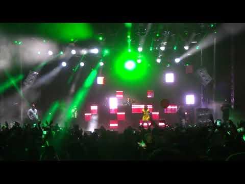 Migos - Get Right Witcha (Live) @ Mala Luna Festival 2017