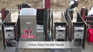 Urban Parallel Calf Feeder