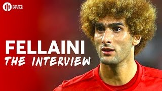 FELLAINI INTERVIEW; Leaving MUFC, Jose Mourinho, Paul Pogba and More!
