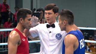 Gambar cover KL2017 29th SEA Games   Boxing - 52kg-56kg FINALS - 🇹🇭 THA vs 🇵🇭 PHI   24/08/2017