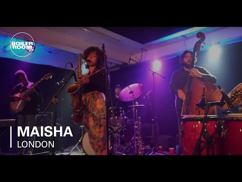 Maisha Boiler Room London Live Performance