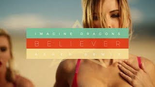 Imagine Dragons - Believer (Asher Remix Cover)