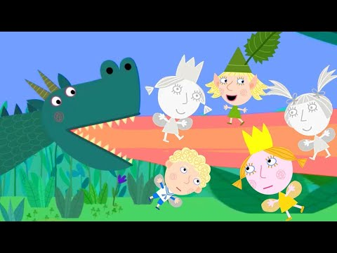 Ben and Holly's Little Kingdom | A Dragon in the Fairy Castle | 1Hour | HD Cartoons for Kids