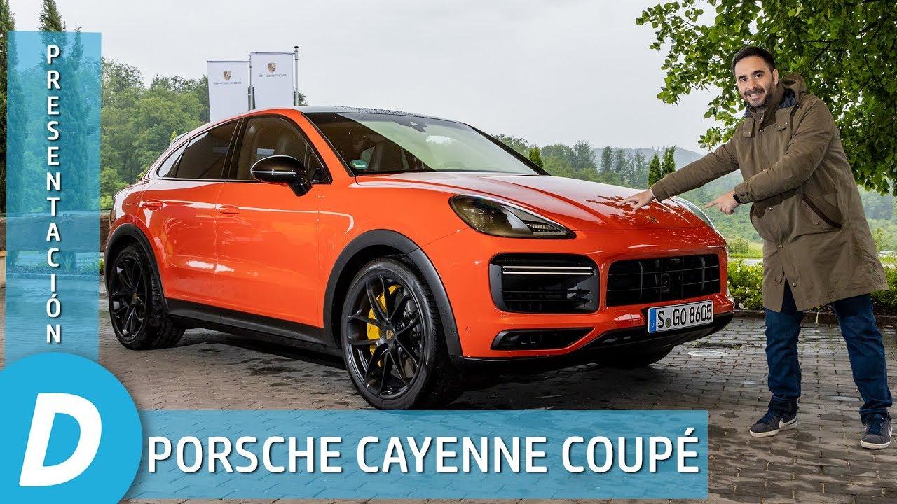 Porsche Cayenne Y Cayenne Coupe Precios Prueba Ficha Tecnica Fotos Y Noticias Diariomotor