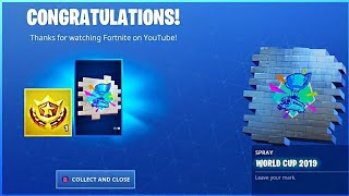 How to link your YouTube channel to fortnite epic games and get free rewards