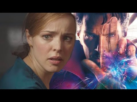 Rachel McAdams Set to Return for Doctor Strange in the Multiverse of Madness