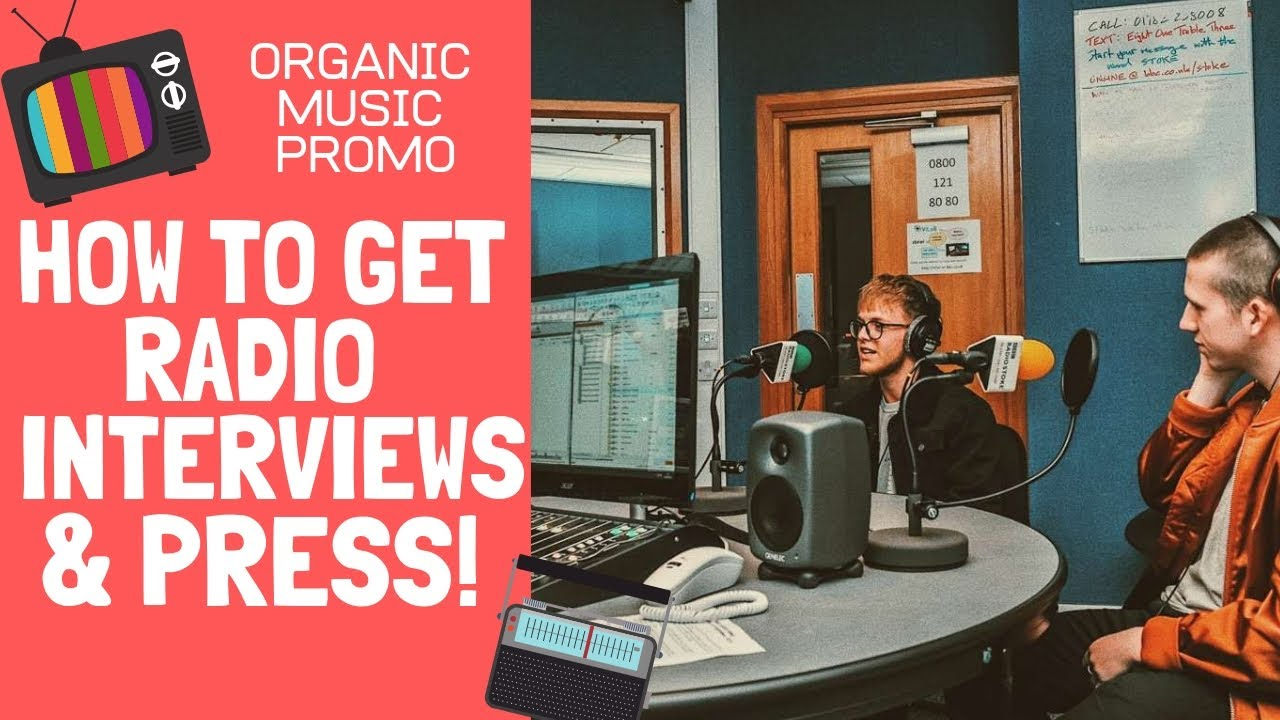 Organic music promotion using public relations for music artists and record  labels