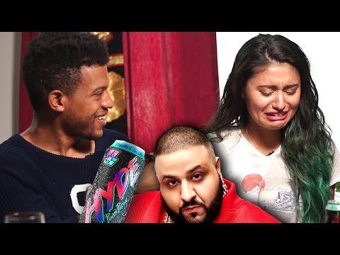 We Tried DJ Khaled's New Energy Drink