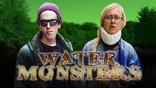 Water Monsters - Le Monde à L'Envers
