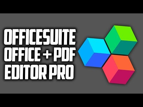 APK Reviews | OfficeSuite PRO : Office + PDF Editor v9.1.9705