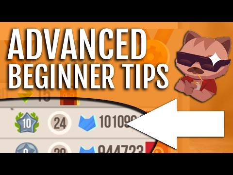 'ADVANCED BEGINNER TIPS!'   CATS Game Crash Arena Turbo Stars: Best Cars For Championship (Gameplay)