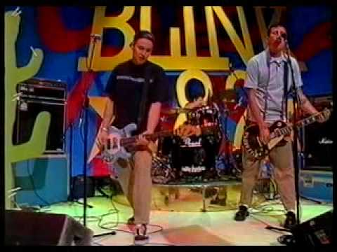 Blink 182  Dammit:  On Rey 1998 ABC TV