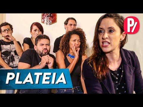PLATÉIA | PARAFERNALHA